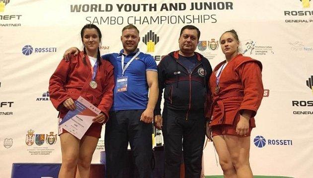 Самбо: украинцы завоевали 13 наград на молодежном первенстве мира