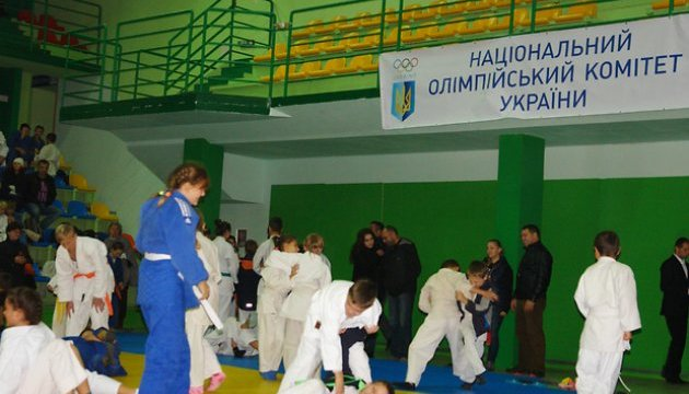 У Сумах пройшов турнір із дзюдо, присвячений пам'яті загиблих в АТО