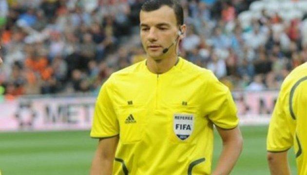 Футбол: украинцы рассудят игру Лиги Европы в Астане