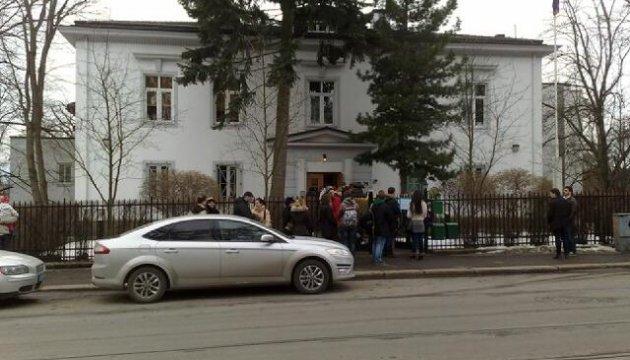 Российского дипломата могут выслать из Норвегии за пьяную аварию