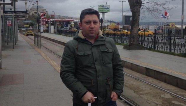 В Украине оставили под стражей журналиста Гусейнова, которого искал Интерпол