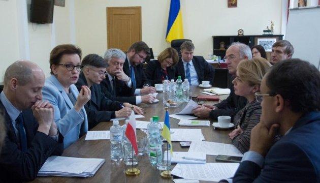 Языки нацменьшинств: Киев и Варшава подпишут декларацию об образовательном законе