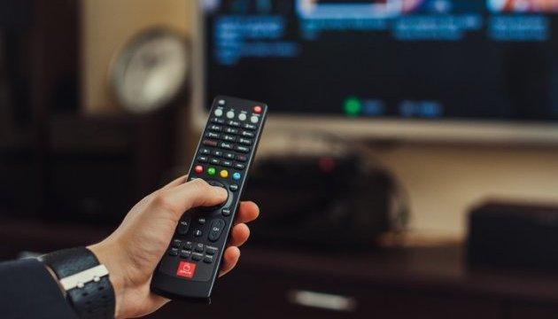 Закон о квотах на ТВ заработал на 100%, а результат будет ровно через год