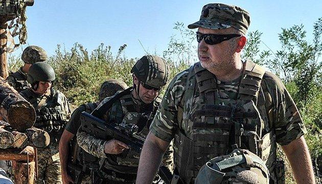 Путін створює привід офіційно застосувати армію проти України - Турчинов