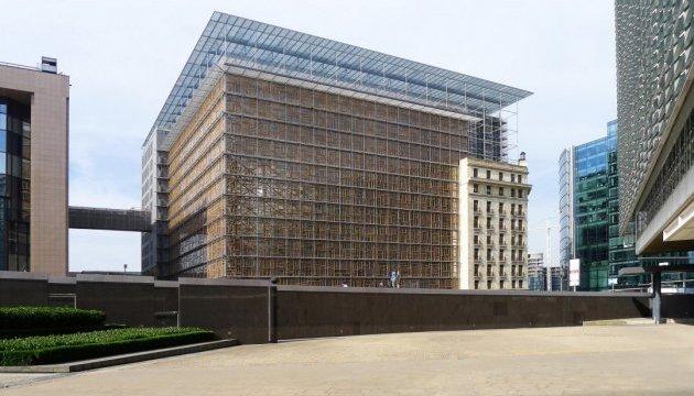 В новом здании Совета ЕС во второй раз произошла утечка ядовитого газа, есть пострадавшие