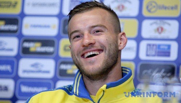 Футболисты Ярмоленко и Коноплянка поднялись в цене по версии Transfermarkt