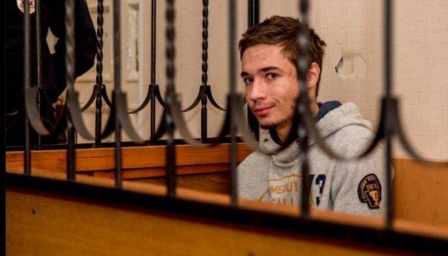 Le tribunal russe a prolongé la durée de détention de Pavlo Gryb