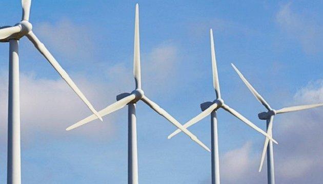 На Запорожье построят крупнейшую в Европе ветряную ферму