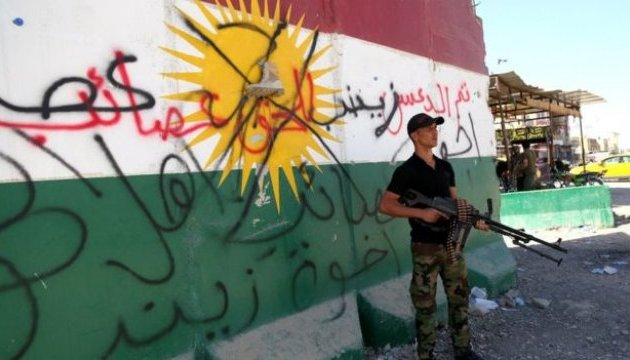 Иракская армия взяла под контроль курдские районы в провинции Ниневия