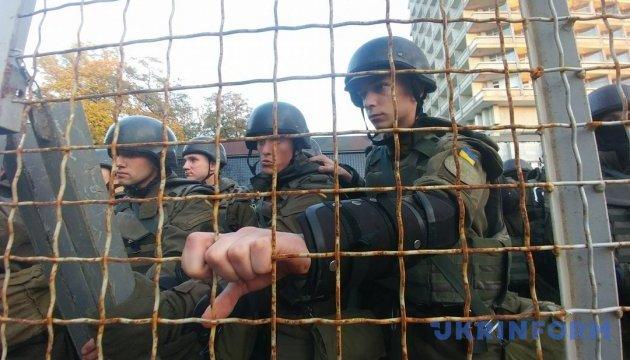 Полиция не препятствует действиям митингующих - Князев