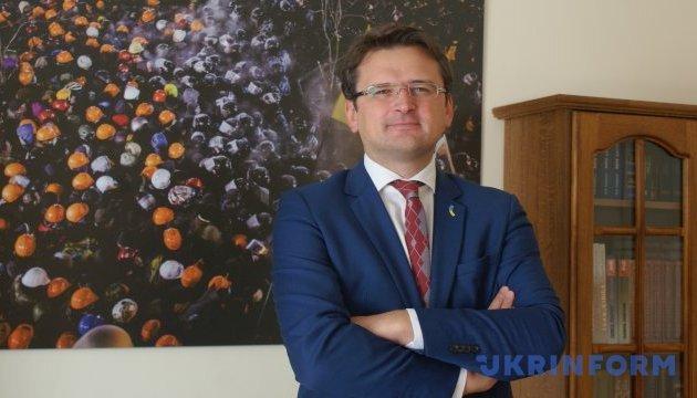 Кулеба рассказал, как общается с россиянами в Раде Европы