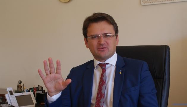 Реалізація євроінтеграції урядом залежить від ефективності парламенту – Кулеба
