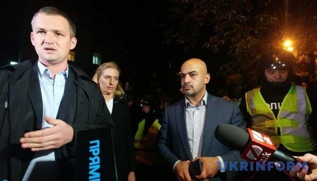 Встреча Порошенко с протестующими нардепами не состоялась