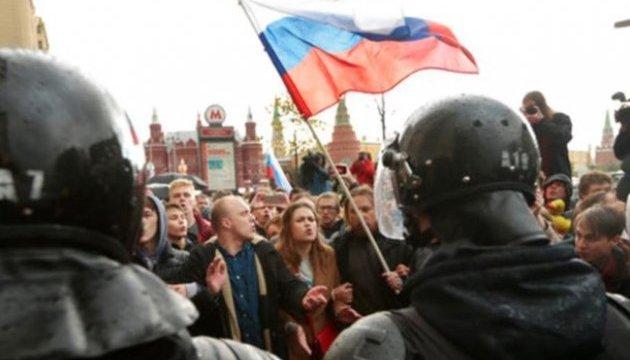 """$2,6 тысячи """"за Навального"""": в России пенсионера оштрафовали за участие в акции"""