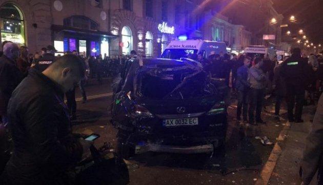 В МВД утверждают, что погибших в харьковском ДТП - пятеро