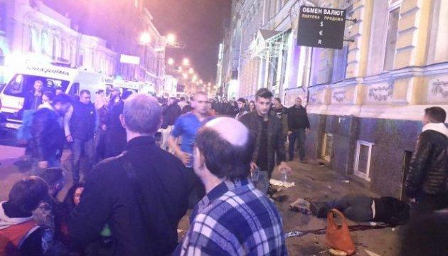Количество жертв харьковского ДТП возросло до шести