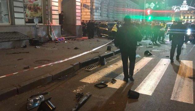 В полиции назвали имена жертв харьковского ДТП