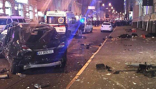 Криваве ДТП у Харкові: з лікарні виписали ще одну постраждалу