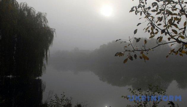 В Україні завтра пройдуть дощі, подекуди туман
