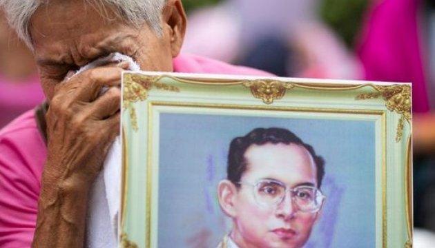 МИД предупредило украинских туристов о траурные мероприятия в Таиланде