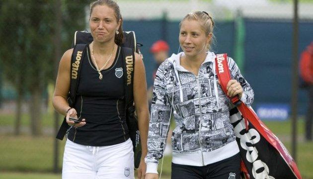 Теннис: сёстры Бондаренко остановились в 1/4 финала турнира в США