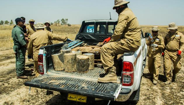 """Курды бегут из """"нефтяного региона"""" от армии Ирака"""