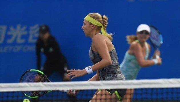 Теннис: Надежда Киченок остановилась в парном полуфинале