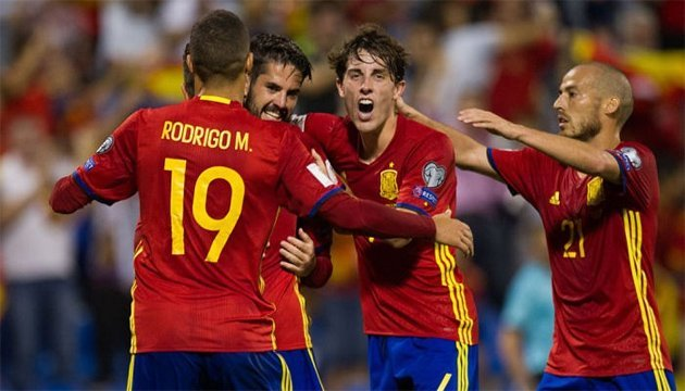 Футболісти збірної Іспанії отримають по €114 тисяч за перемогу на чемпіонаті світу
