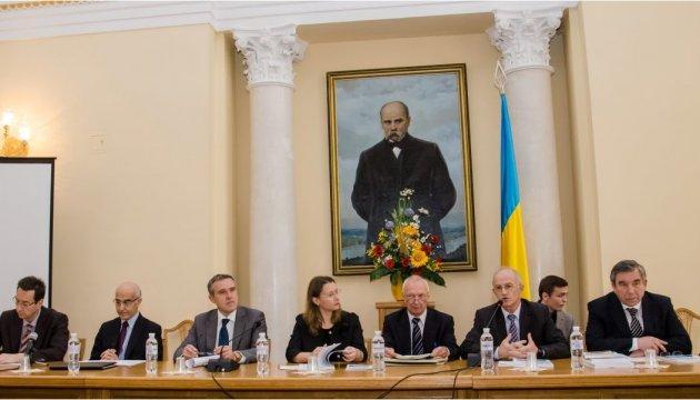Le 1er Colloque international francophone en Ukraine a débuté aujourd'hui à Kyiv