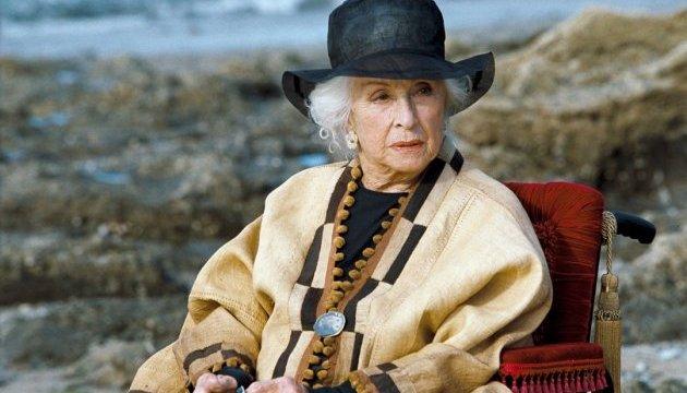 Легендарная французская актриса скончалась в возрасте ста лет