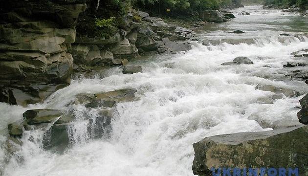 Рятувальники попереджають про підвищення рівня води у річках