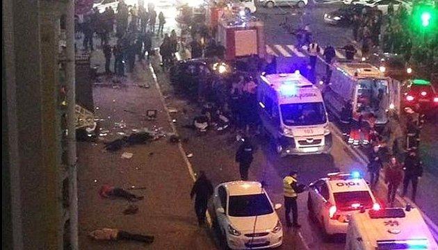 L'accident mortel à Kharkiv : la conductrice de Lexus participait à une « course »