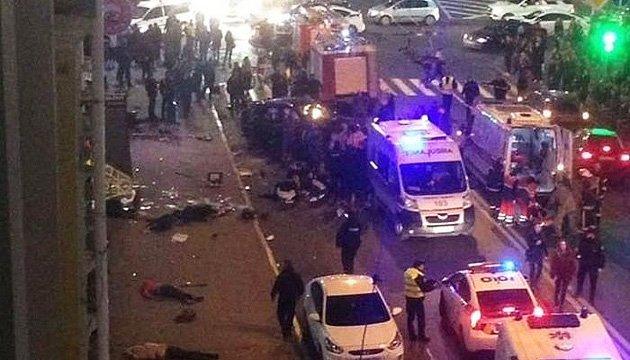 Смертельная авария в Харькове: в СБУ отрицают, что за рулем VW был их сотрудник