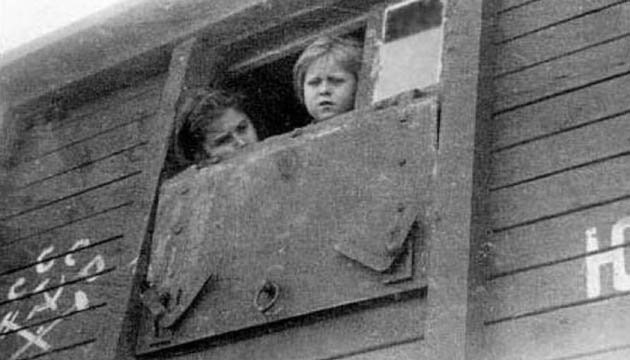 Сегодня 70-я годовщина депортации населения Западной Украины в Сибирь