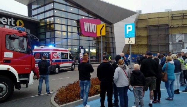 Польская полиция исключает версию теракта в ТЦ