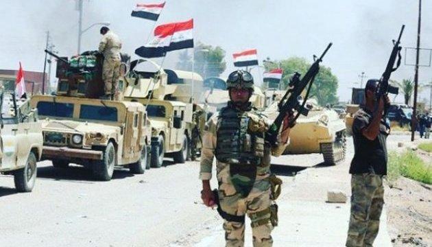 "Армия Ирака заняла последний район ""нефтяной"" провинции Киркук"