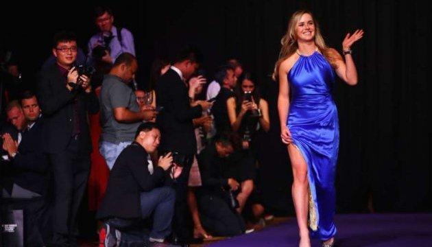 Свитолина станет первой ракеткой мира, если победит на Итоговом турнире WTA