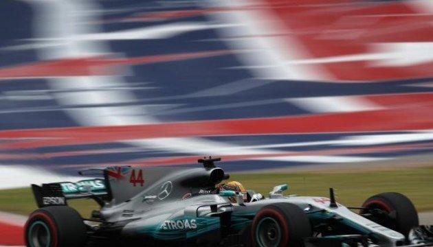 Формула-1: Хэмилтон выиграл квалификацию Гран-при США