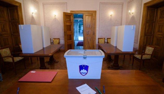 В Словении начались выборы президента
