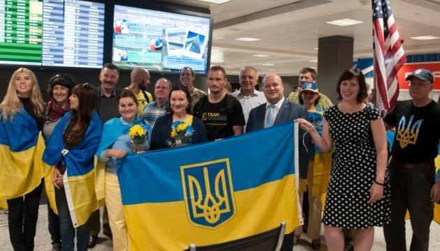 Україна вірить у перемогу своїх воїнів на Марафоні морської піхоти США - Порошенко