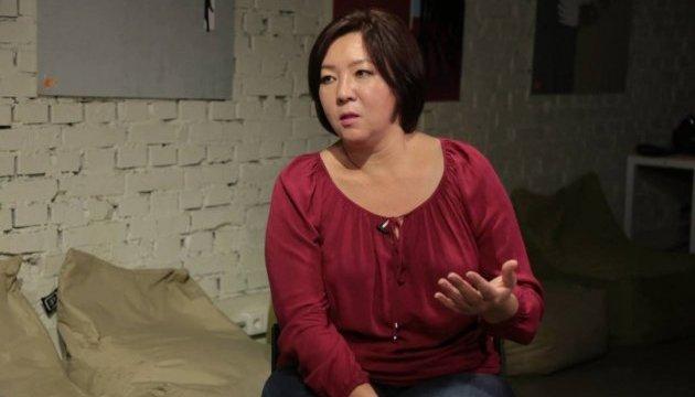 В киевской полиции заявляют, что не задерживали журналистку из Казахстана
