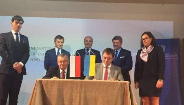 Будівництво автомагістралі Via Carpatia: Київ і Варшава домовилися про співпрацю