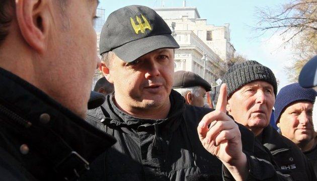 Семенченко назвав імена українців, затриманих у Грузії