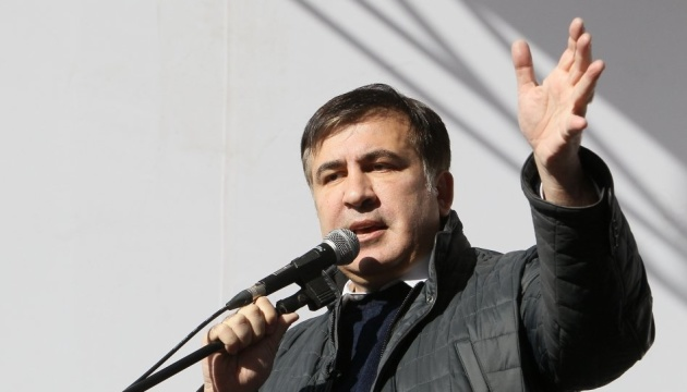 Saakashvili's stay in Ukraine extended for three months