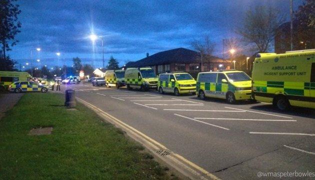 Полиция освободила заложников в британском развлекательном центре
