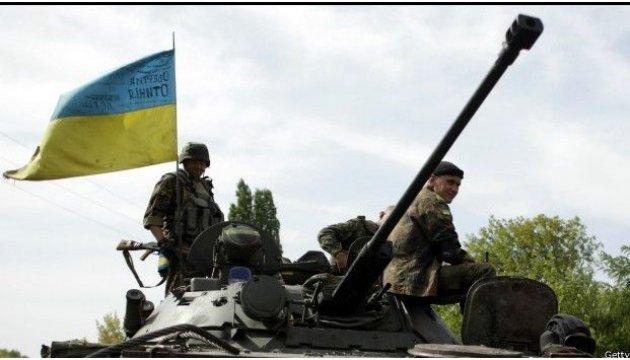 Kämpfe im Donbass: Armee ohne Verluste