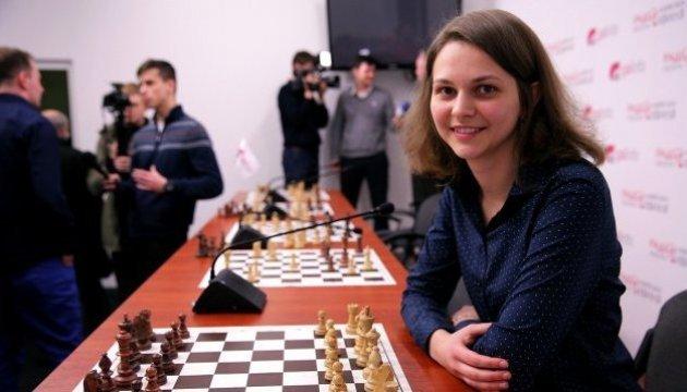 Ukrainian Anna Muzychuk wins European Women's Rapid Chess Championship