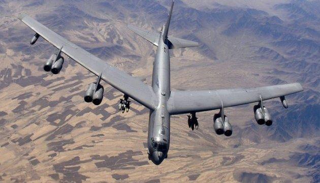 США выведут ядерные бомбардировщики B-52 набоевое дежурство