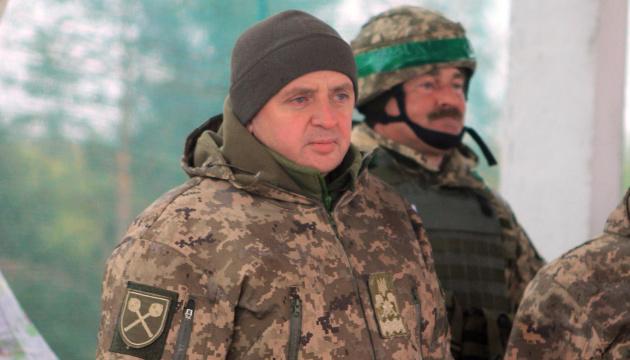 Generalstabschef Muschenko: Mobilität der Truppen ist Schlüsselpriorität von Militärreform