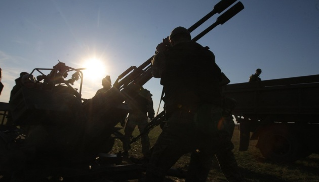 Keine Verluste in der Ostukraine